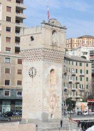 Savona, Torre Pancaldo. Font: WKnight94 (Wikimedia Commons)