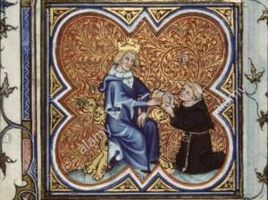 Gil de Roma. Font: Wikimedia Commons