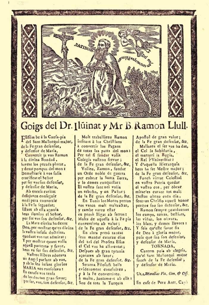 17 RamonLlull-XVIII_goigs_Capo_Montpeller_1750c