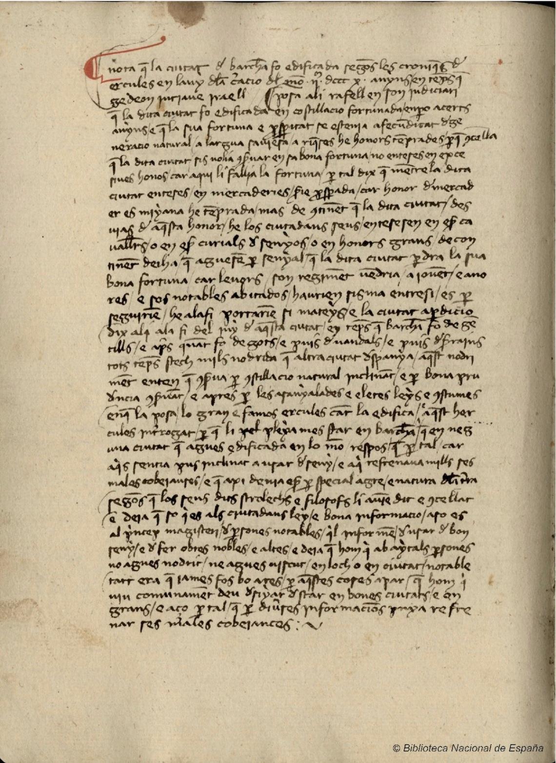 BNE ms. 18060