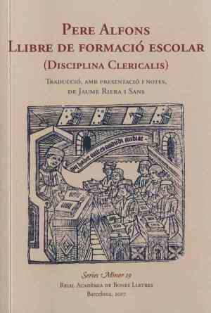 Pere Alfons Disciplina clericalis