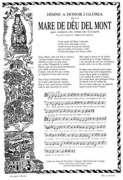 9 Mont Himne 1991