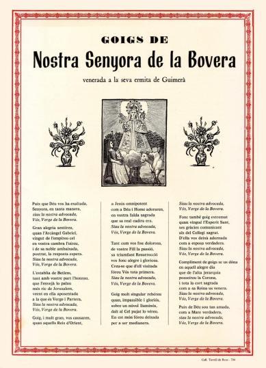 Bovera vermell 1975 1200