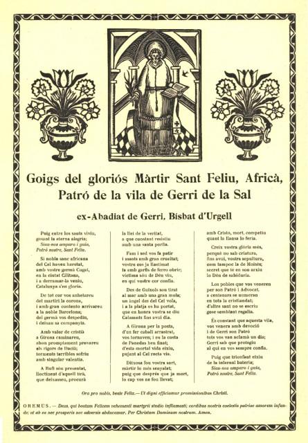 Feliu Gerri 1200